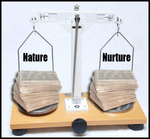 nature versus nurture and nell Nature vs nurture examples nature vs nurture one of the longest philosophical discussions can be summed up in three words: nature versus nurture the center of .